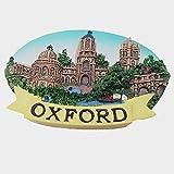 Aimant de réfrigérateur 3D Oxford University UK Home &  Cuisine...