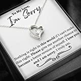 I'm Sorry Gift For Her, Apologizing Gift, Gift For Apology, Sorry Gift For Girlfriend, Apology Gift, Apology Gift For Her, Gift To Say Sorry