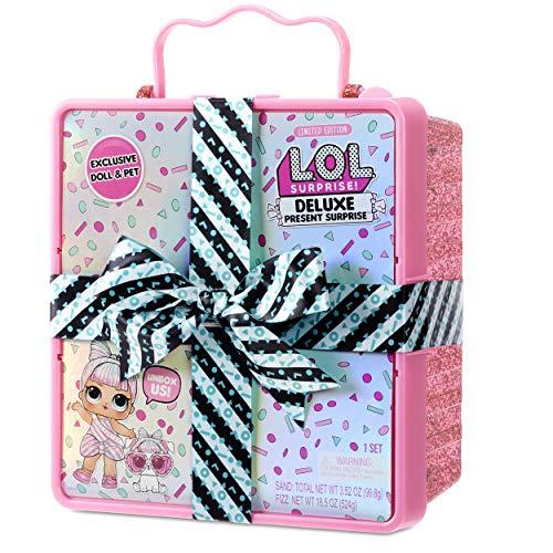 Image 4 - LOL Surprise Poupée Miss Partay et animal de compagnie - avec des modèles, Fizzy Surprises & Accessoires - Deluxe Present Surprise