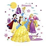 Adesivi murali per la cameretta Principesse Disney