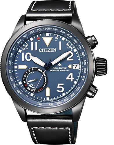 ProMaster [Citizen] Citizen Uhr Eco-Drive GPS-Satelliten-Radiowecker F150 Land Serie Direktflug CC3067-11L Männer