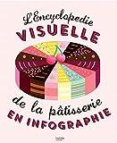 Encyclopédie visuelle de la pâtisserie en infographie : 1000 recettes pas à pas (Beaux...