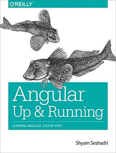 Angular: Up and Running