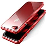 MQman iphone7plus iphone8plus アルミバンパー ケース ねじ留め式 メタルフレーム 2点セット ……