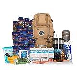 Comfort 4 - Sac de survie et de secours / Kit de survie d'urgence -...