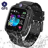 GPS Tracker Smartwatch Enfants Etanche - Montre Intelligente Téléphone...