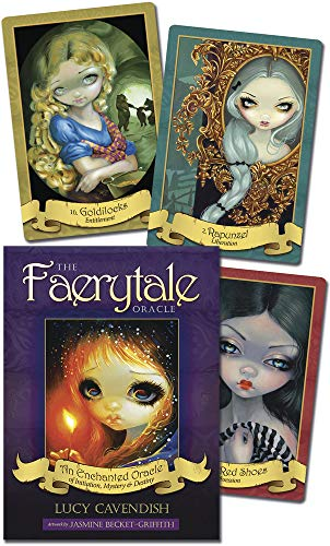 The Faerytale Oracle: An Enchanted Oracle of Initiation,...