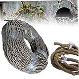 CULER 1pc Reptiles Vivarium Flexible Terrarium Reptile Jungle...