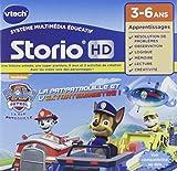 Vtech - 274105 - Jeu Pour Tablette - Hd Storio - Pat Patrouille - Version FR