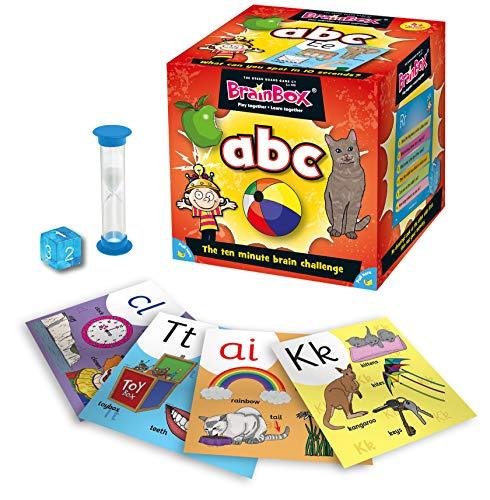 ブレインボックス 英語 カードゲーム abc編 abc