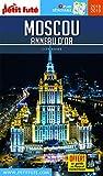 Guide Moscou - Anneau d'Or 2018-2019 Petit Futé