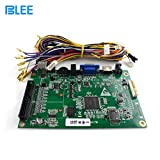 BLEE Pandora Box 6S Video Game 1388 in 1 Jamma Mutli Game Board Arcade Board with Jamma Wiring Harness Cable for Arcade Cabinet Arcade Console