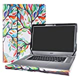 Alapmk Protective Case Cover for 15.6' Acer Chromebook 15 CB315-1HT Series Laptop [Warning:Not fit Acer Chromebook 15 CB315-1H & C910 CB5-571 CB3-531 CB515 Series],Love Tree