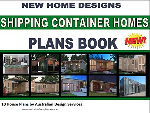 Shipping Container Homes - 10 House Plans Book: buy house plans online...