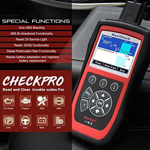 Autel MaxiCheck Pro Auto Bleed Tool
