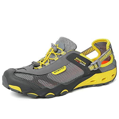 HUMTTO Mens Sport Strap Sandals-Hiking Canyoning