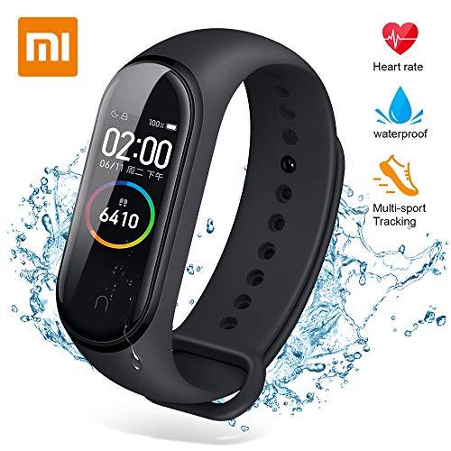 Xiaomi Mi Band 4 Activity Tracker,Monitor attivit,Monitor frequenza cardiaca Monitoraggio Fitness,...