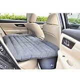 Moonet Car Travel Inflatable Mattress Car Inflatable Bed Car Bed Parent/child/boy/girl Grey