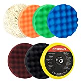 CASOMAN 7-Inch Buffing and...
