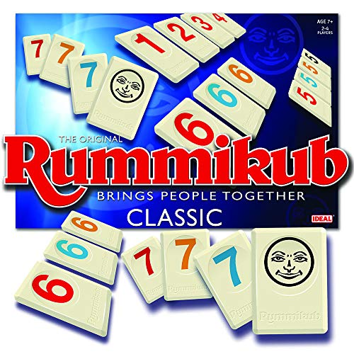 Rummikub The Original Classic Game (Toy)