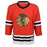 Outerstuff NHL Chicago Blackhawks Infant Replica Jersey-Home, Red, Infant One Size(12-24M)