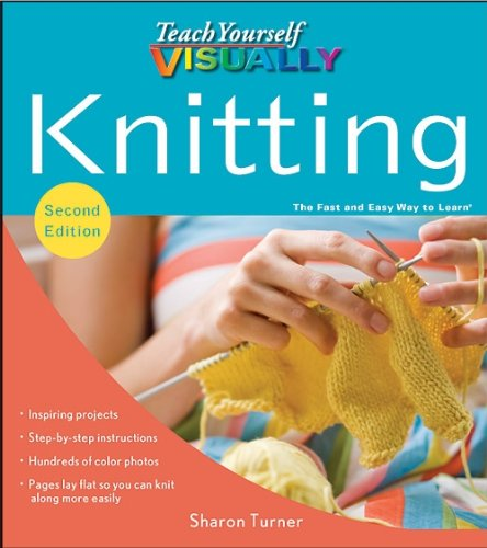 Knitting (Teach Yourself Visually)