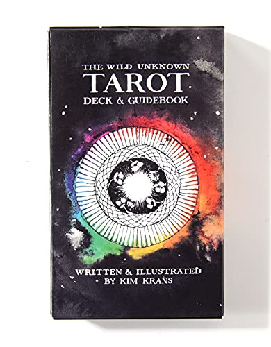 XSWLYOHU The Wild Unknown Tarot Cards Deck Fortune Telling...