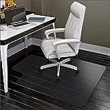 Office Chair Mat for Hard Wood Floors 36'x47' Heavy Duty Floor Protector Easy Clean
