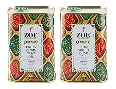 Aromatic bouquet: ZOE Organic EVOO is a supple balance of fruit & Butter with an aromatic bouquet of fresh basil, Almond & Artichoke heart with a peppery finish. Fruity & rich, it's ideal for sauteing, salad dressing & pastas. PORTUGUESE FLAVOR: New ...