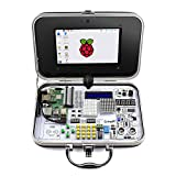 Elecrow Raspberry Pi 4 kit, CrowPi Kit with a Raspberry Pi 4 Pre Installed, 32GB SD Card, Keyboard and Mouse, Compatible with raspberry pi 3 b+/Raspberry Pi 3 for Learning Coding