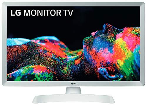 TELEVISOR LG 24TL510S-W - 23.6'/59.9CM - 1366*768 - 200CD/M2 - 8MS - 2*5W - SMART TV - WIFI - 2*HDMI...