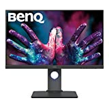 BenQ PD2700U Monitor da 68,58 cm (27 pollici) (LED, 4K UHD, 3840 X 2160 pixel, 100% sRGB e Rec. 709, HDR 10) nero