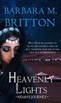 Heavenly Lights: Noah's Journey (Tribes of Israel) by [Barbara M. Britton]