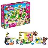 Centro Veterinario di Barbie con toelettatura mattoncini LEGO compatibile