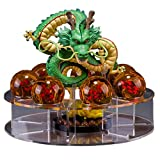 Acrylic Dragon Ball Set Z Shenron Action Figure Statue with 7pcs 3.5cm balls and stand