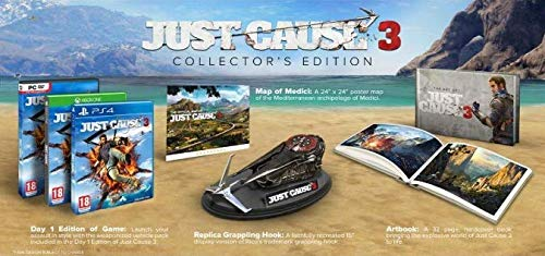 Just Cause 3 - Collector's Edition (PC DVD) (輸入版)