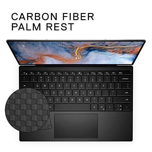 Dell New XPS 13 9300 13.4-inch FHD InfinityEdge Touchscreen Laptop (Silver), Intel Core i7-1065G7 10th Gen, 16GB RAM, 512GB SSD, Windows 10 Pro (XPS9300-7909SLV-PUS) 13