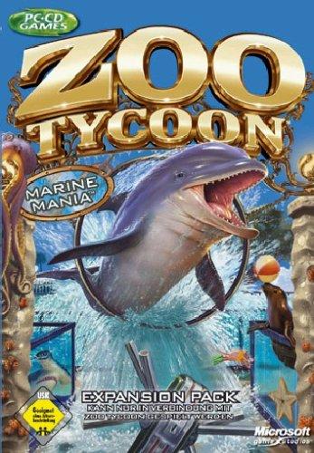 Zoo Tycoon: Marine Mania
