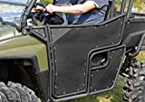 SuperATV Pair of Aluminum Doors for Polaris Ranger Full Size XP 800 UTV (2009-2014) -...