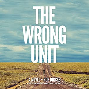 The Wrong Unit Book Cover