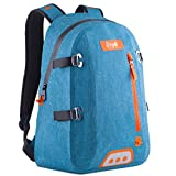 DRY2 Waterproof Backpack – Watertight Daypack Bag for Motorcycle Biking Hiking