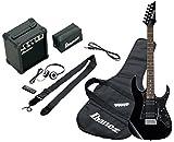 Ibanez IJRG200-BK - Guitarra eléctrica, color negro