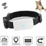 tkstar Mini Traceur GPS étanche, GPS chien, Traceur GPS chien chat animal Real Time Tracking & Activity...