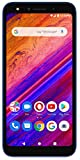 """BLU G6 5.7"""" HD Widescreen Display Android V.9 Pie Smartphone 64GB+3GB RAM GSM Unlocked Android Phone w/13MP Camera - Black"""