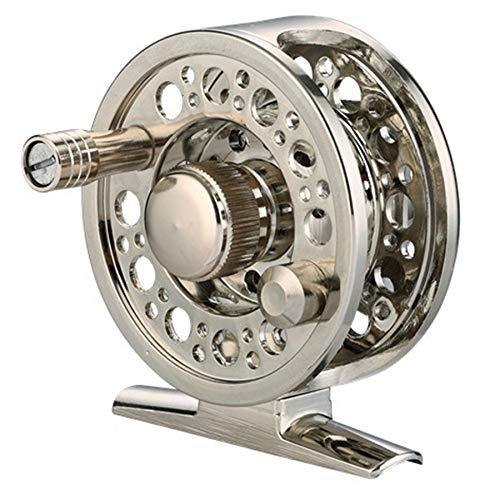 XZANTE Mulinello da Pesca Un Mosca nel Metallo Pieno 2 + 1BB 1: 1 Mulinello da Pesca nel Lega di Alluminio Pressofuso