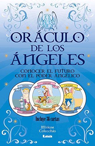 Oráculo de Los Ángeles Con Mazo de Cartas: Conocer El Futuro Con El Poder Angélico
