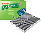 FRAM CF10553 Fresh Breeze Cabin Air Filter with Arm & Hammer