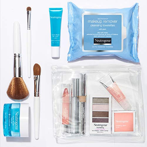 Neutrogena Makeup Remover Facial Cleansing Towelettes, Daily Face Wipes to Remove Dirt, Oil, Makeup & Waterproof Mascara, Gentle, Alcohol-Free, 25 ct 5