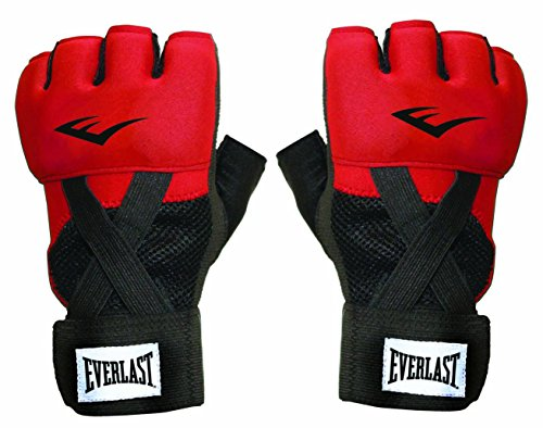 Everlast Guanti Evergel Giallo/Nero S