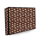 Stylista Printed led tv Cover Compatible for Auxus 40 inches led tvs (All Models)